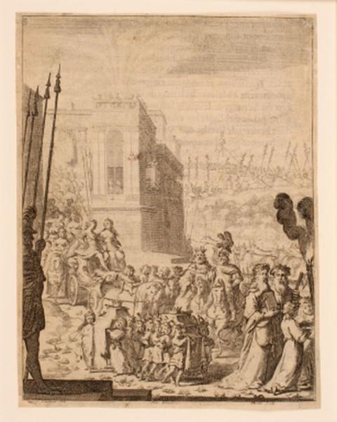 Triomphe d'Ariane et de Mélinte
