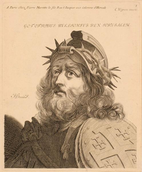 Godefroy de Bouillon, roi de Jérusalem_0