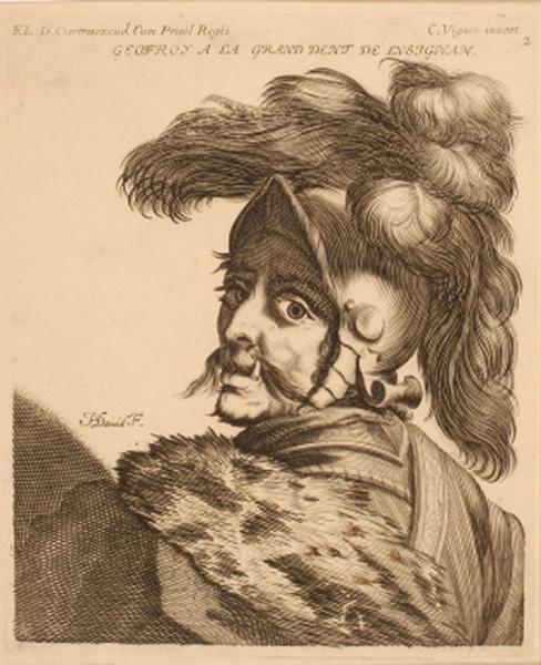 Geoffroy de Lusignan, dit à la grand dent_0
