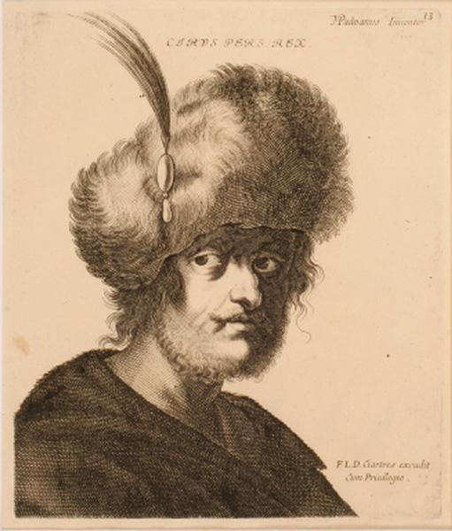 Cyrus, roi de Perse_0