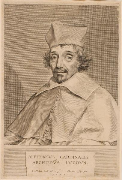 Portrait d'Alphonse du Plessis de Richelieu_0