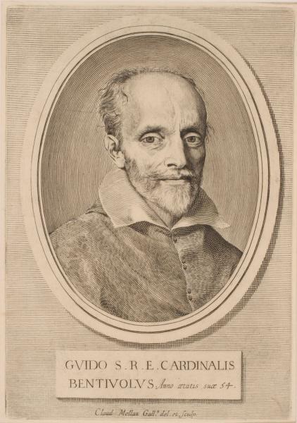 Portrait du cardinal Guido Bentivoglio_0