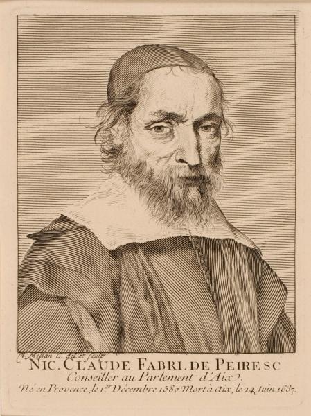 Portrait de Nicolas-Claude Fabri de Peiresc