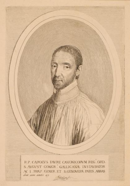 Portrait du père Charles Faure_0