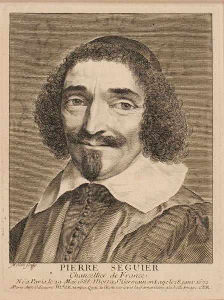 Portrait de Pierre Séguier