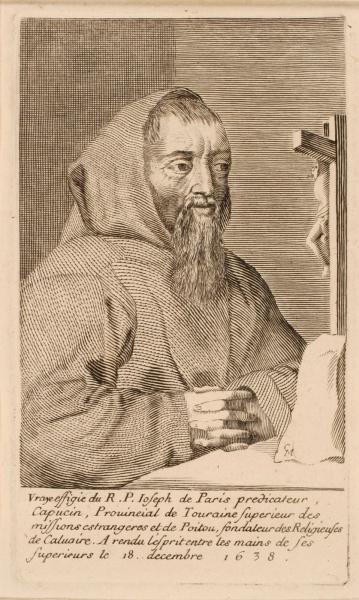 Portrait de François Le Clerc du Tremblay_0