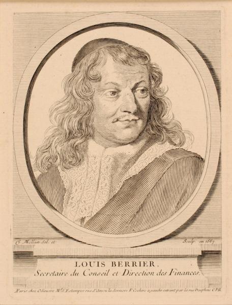 Portrait de Louis Berryer_0