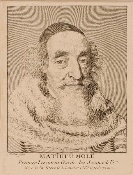 Portrait de Matthieu Molé