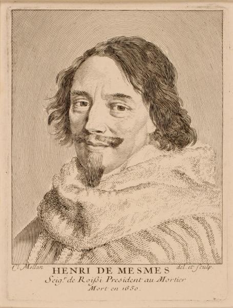 Portrait d'Henri de Mesmes_0