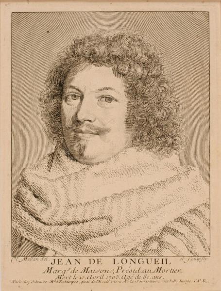 Portrait de Jean de Longueil