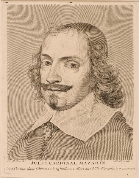 Portrait de Giulio Mazarini_0