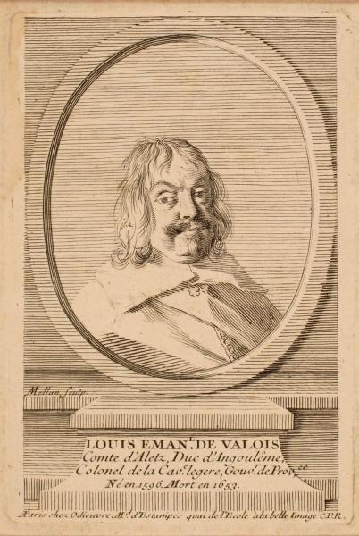 Portrait de Louis-Emmanuel de Valois_0
