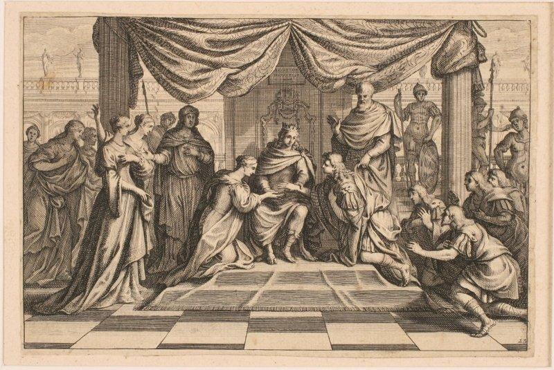 Mariage de Clovis et de Clotilde_0