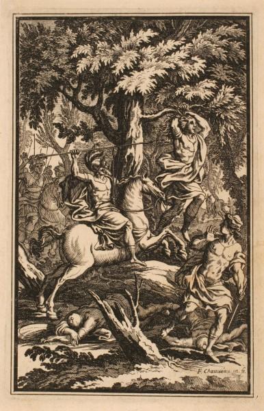 Mort d'Absalon