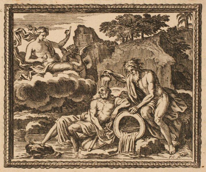 Les Métamorphoses d'Ovide : Acis et Galatée_0