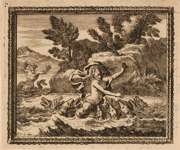 Les Métamorphoses d'Ovide : Glaucus et Scylla_0