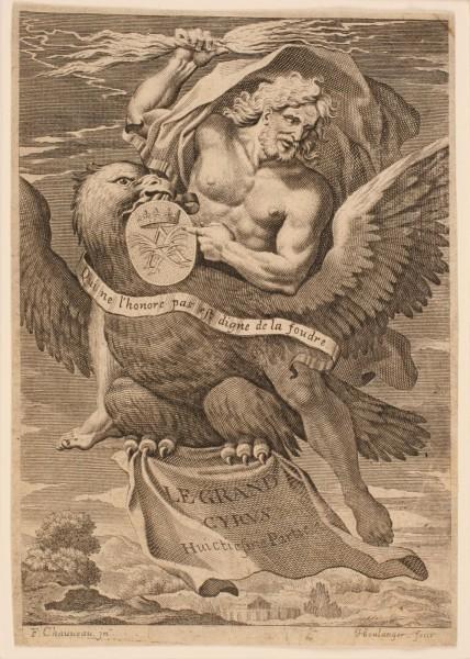 Jupiter sur son aigle_0