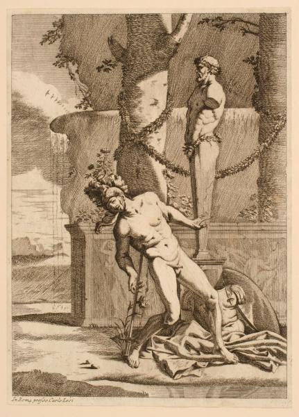 Mort d'Ajax