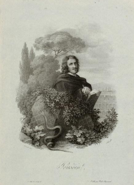 Portrait de Nicolas Poussin_0