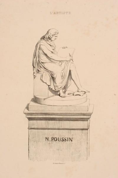 Statue de Nicolas Poussin_0