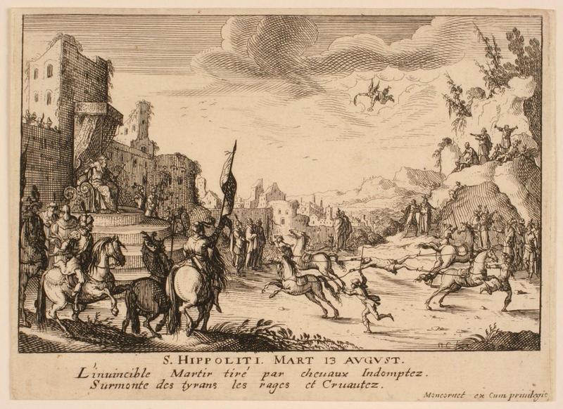 Martyre de saint Hippolyte_0