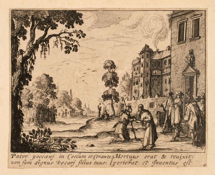 La parabole de l'Enfant prodigue (04) : Azaël de retour à la maison paternelle_0