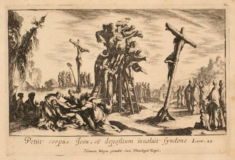 Passion du Christ (05) : Crucifixion