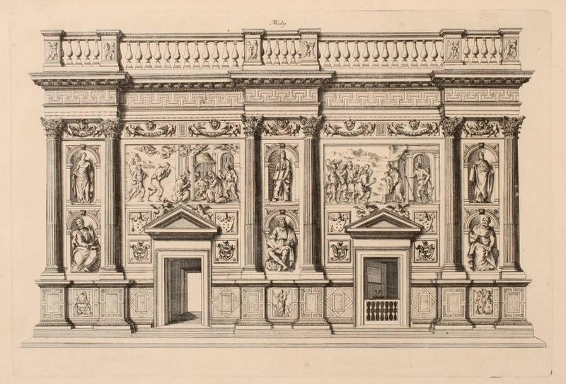 Eglise de Lorette : façade extérieure Sud_0