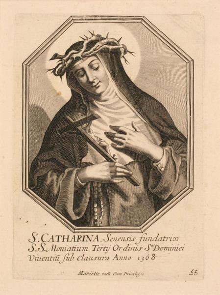 Sainte Catherine de Sienne_0