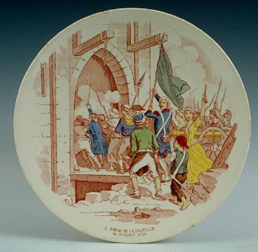Révolution Française : Prise de la Bastille