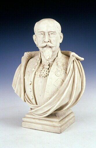 Buste d'Alexandre de Geiger