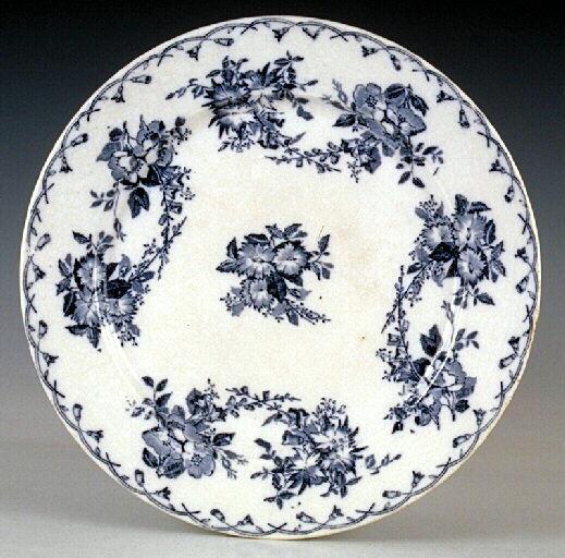 Assiette (ronde, élément), service de table (ensemble)_0