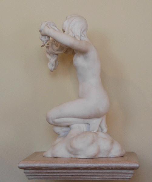 PUECH Denys (sculpteur) : Aurore