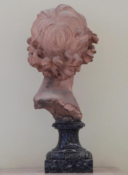 PUECH Denys (sculpteur) : Jeune Florentin