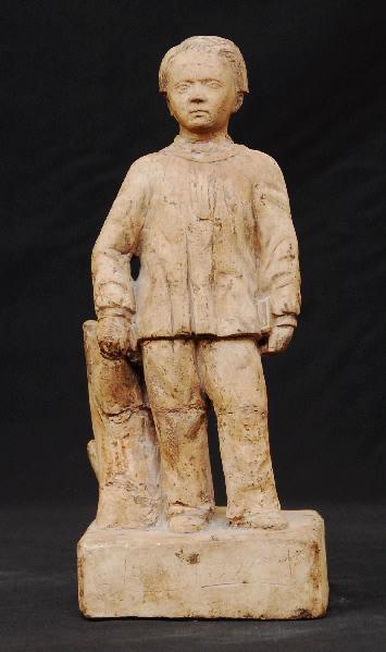 PUECH Denys (sculpteur) : Jeune Berger