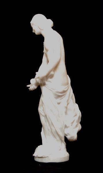 PUECH Denys (sculpteur) : Naïade de Vors