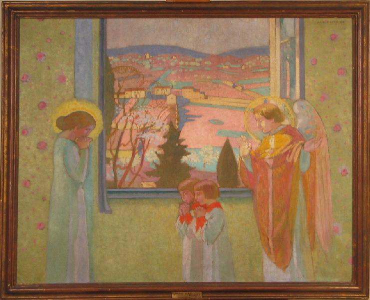 L'Annonciation à la fenêtre du prieuré_0