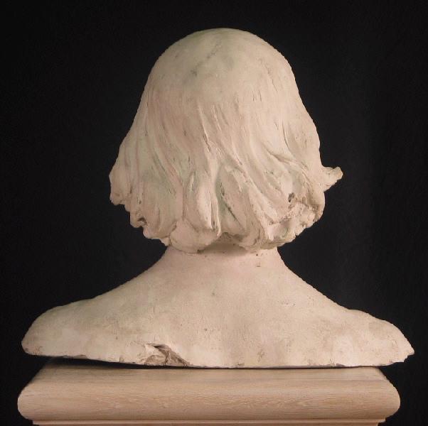 PUECH Denys (sculpteur) : Monument à Leconte de Lisle