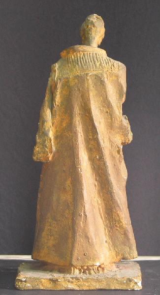 PUECH Denys (sculpteur) : La Pensée sorbonnienne