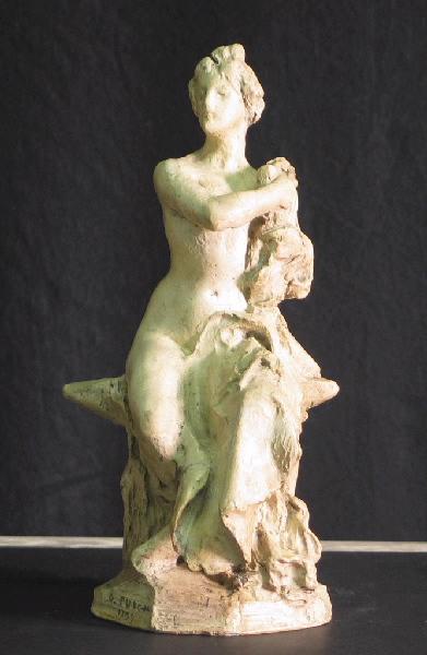 PUECH Denys (sculpteur) : Monument aux morts de l'Ecole centrale