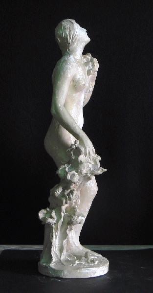 PUECH Denys (sculpteur) : Parfum des fleurs