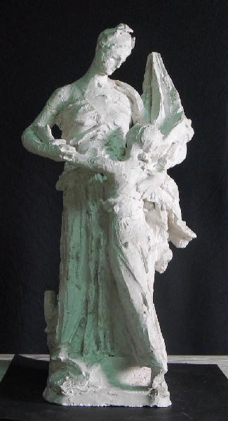 Monument à la Réunion de la ville de Menton à la France_0
