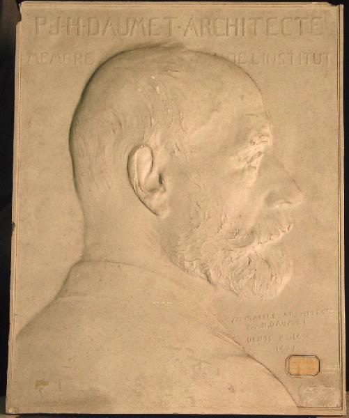 PUECH Denys (sculpteur) : P.J.H. Daumet