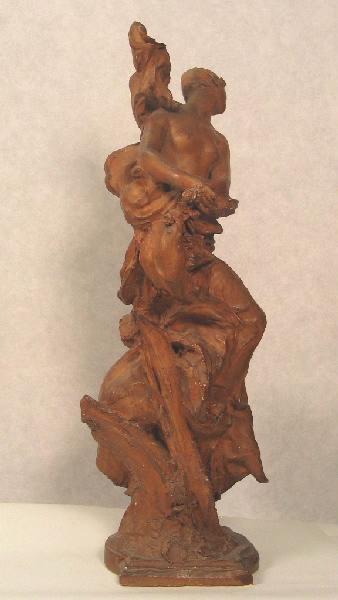 PUECH Denys (sculpteur) : Nuit de Mai, Brise de Mai