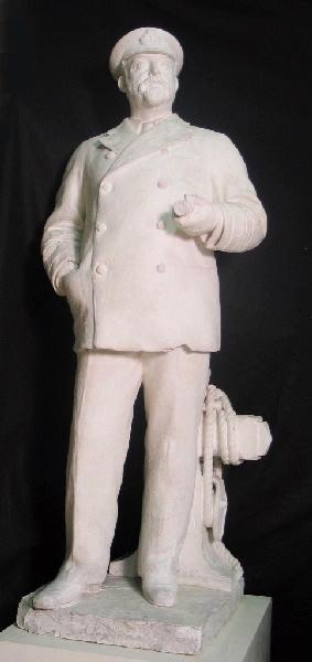 PUECH Denys (sculpteur) : Monument à Edouard VII, Prince de Galles