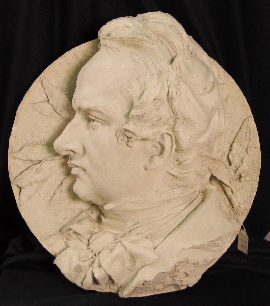 PUECH Denys (sculpteur) : Victor Hugo