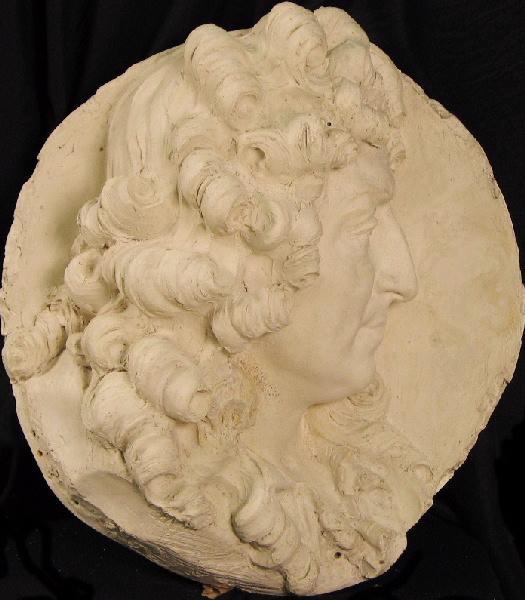 PUECH Denys (sculpteur) : Corneille