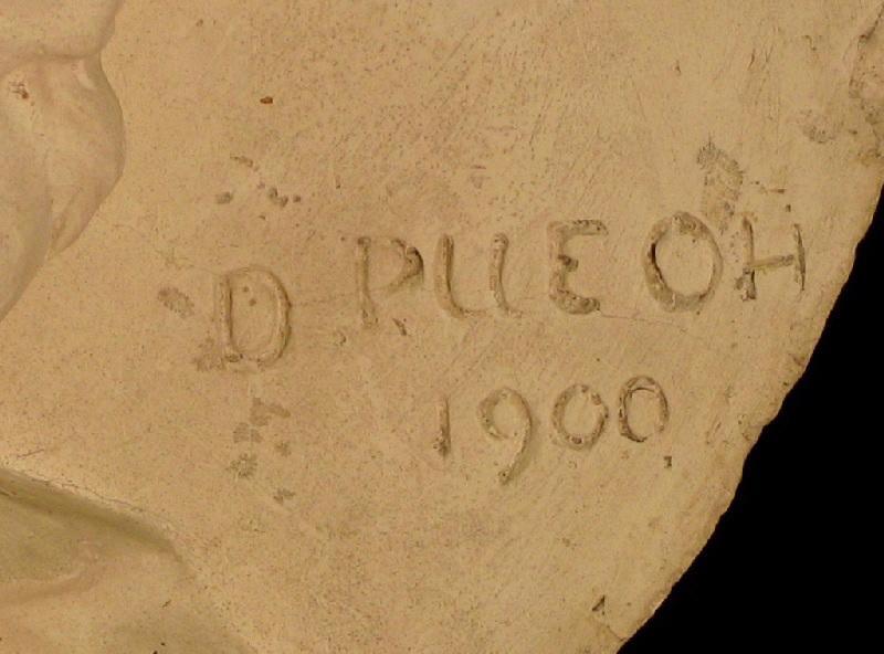PUECH Denys (sculpteur) : Racine