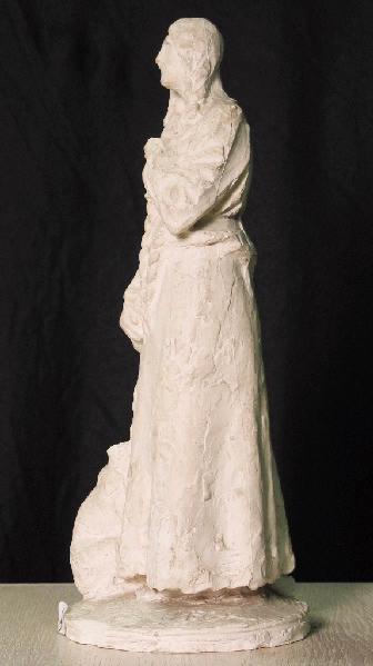 PUECH Denys (sculpteur) : Sainte Tarcisse