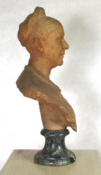 PUECH Denys (sculpteur) : La Princesse Mathilde